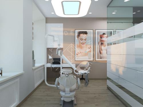 Дизайн проект стоматологии г. Днепр - 22
