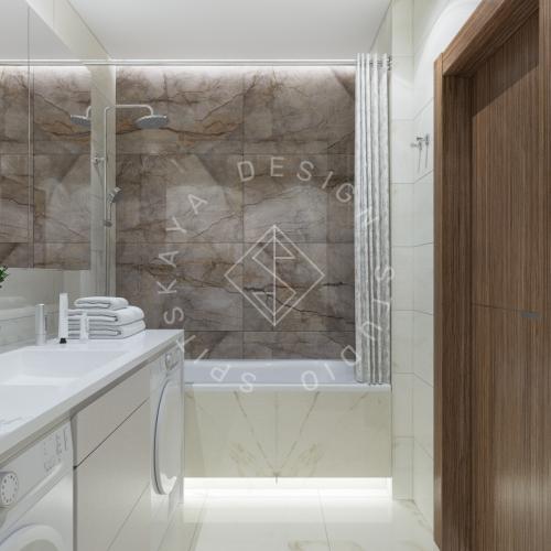 Дизайн квартиры в ЖК Галлактика г. Киев - 24