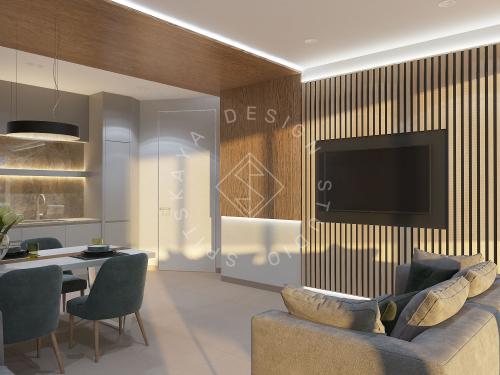 """Дизайн офиса в ЖК """" Бартоломео"""" - 46"""