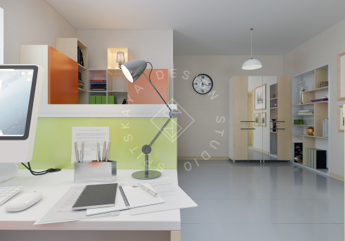 Дизайн офиса компании Восток газ г. Днепр - 4