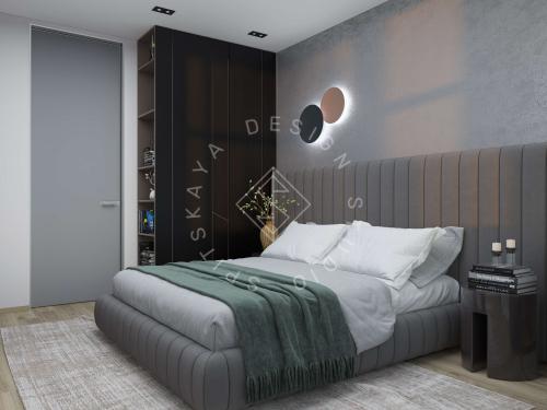 """Дизайн квартиры в ЖК """"Comfort City"""" - 19"""