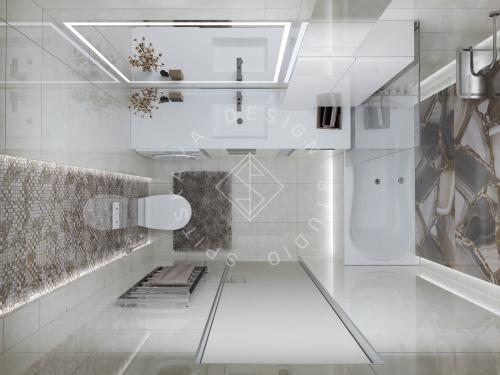 Дизайн интерьера в сталинке - 19