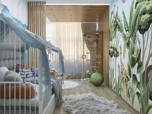 """Дизайн квартиры в ЖК """"Comfort City"""" - 2"""