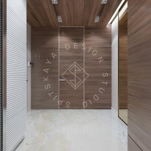 Дизайн интерьера квартиры в ЖК Comfort City Lux - 13