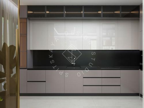 Дизайн проект интерьера жилого дома - 10