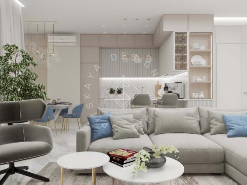 Квартира в ЖК Женева - 4