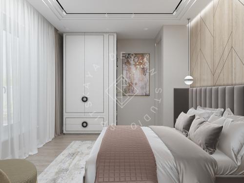 Дизайн интерьера жилого дома г. Днепр - 12