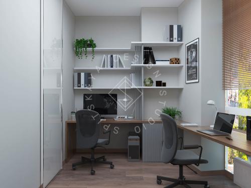 Дизайн квартиры в ЖК Панорама г. Днепр - 18