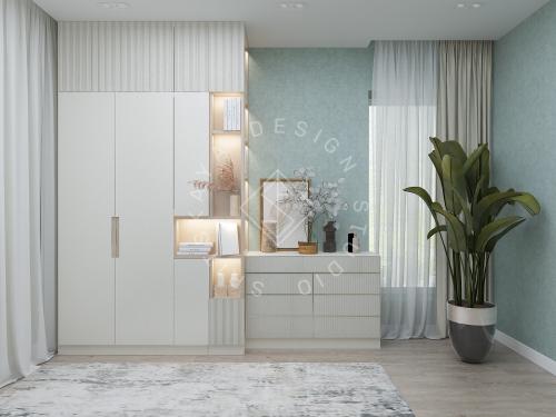 Дизайн интерьера жилого дома г. Днепр - 18