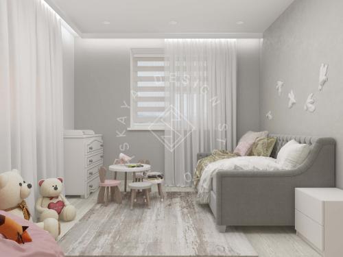 Дизайн квартиры в ЖК Счастливый - 17