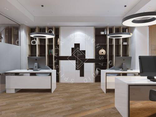 """Дизайн офиса в ЖК """" Бартоломео"""" - 52"""