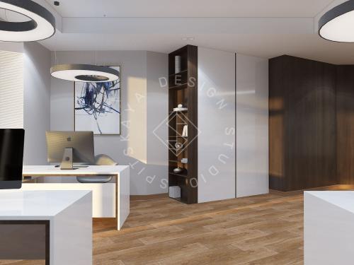 """Дизайн офиса в ЖК """" Бартоломео"""" - 53"""