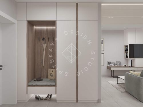 Дизайн квартиры в ЖК Счастливый - 6