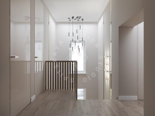 Дизайн интерьера жилого дома г. Днепр - 6