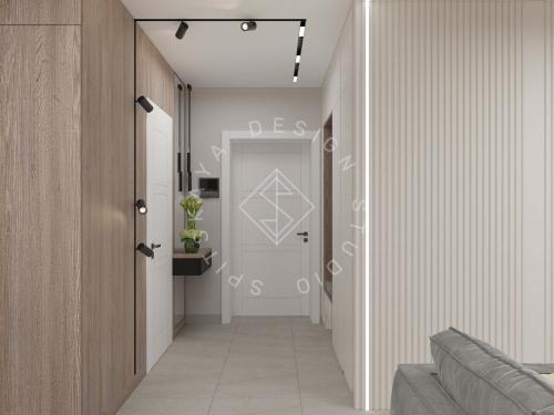 Дизайн квартиры в ЖК Счастливый - 7