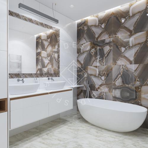 Дизайн интерьера квартиры в ЖК Comfort City Lux - 24