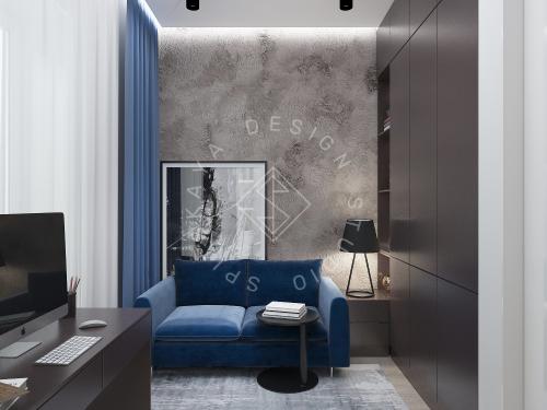 Дизайн интерьера жилого дома г. Днепр - 29
