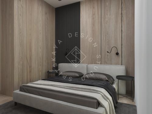 Дизайн интерьера квартиры в ЖК Грани - 24