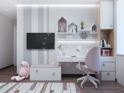 Дизайн интерьера квартиры г. Харьков - 20