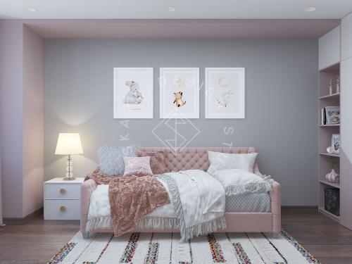 Дизайн интерьера квартиры г. Харьков - 21