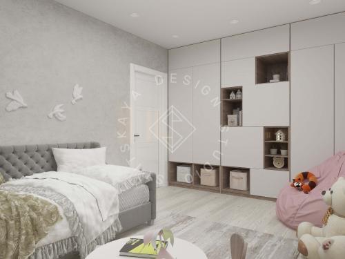 Дизайн квартиры в ЖК Счастливый - 20