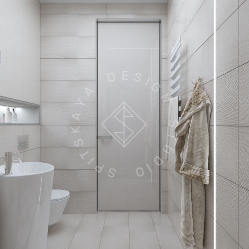 "Дизайн проект квартиры в ЖК ""Bartolomeo Resort Town"" - 30"