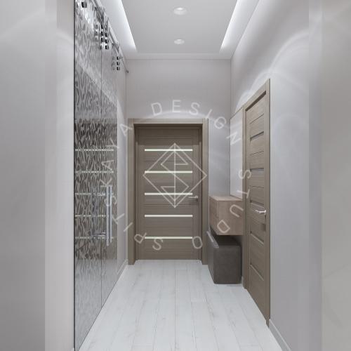 Дизайн интерьера квартиры под сдачу - 6