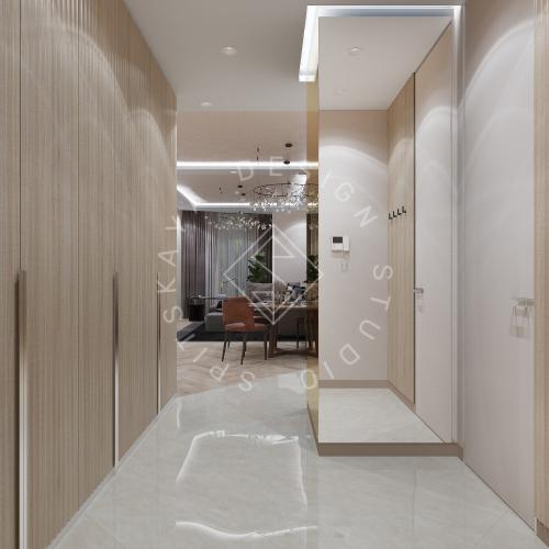 Дизайн квартиры 120 м2 - 7