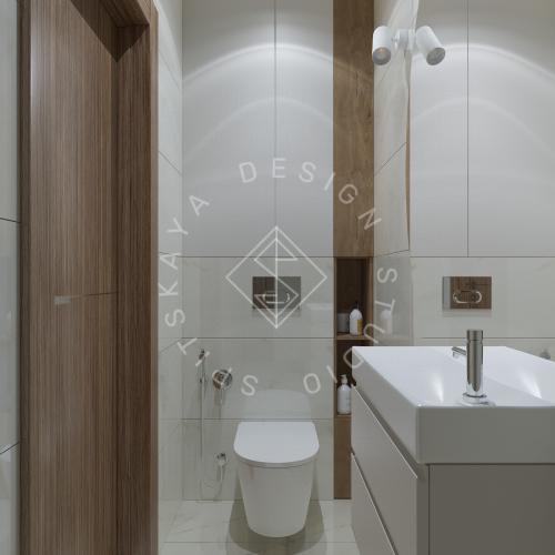 Дизайн квартиры в ЖК Галлактика г. Киев - 20