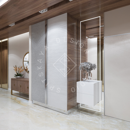 Дизайн интерьера квартиры в ЖК Comfort City Lux - 15