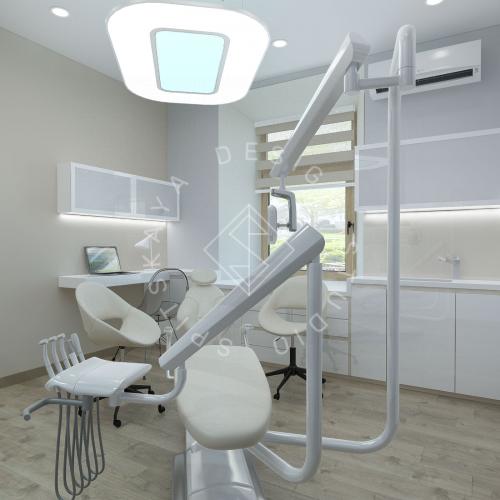Дизайн проект стоматологии г. Днепр - 18