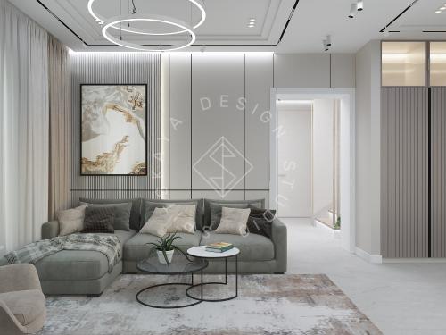 Дизайн интерьера жилого дома г. Днепр - 4