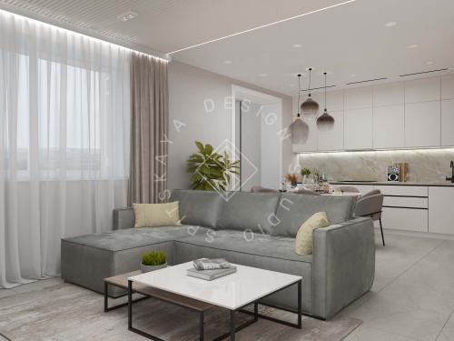 Дизайн квартиры в ЖК Счастливый - 4