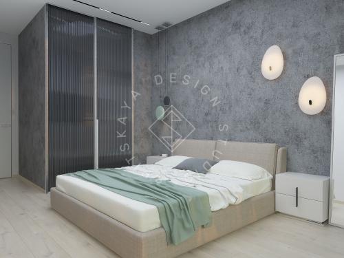 "Дизайн проект квартиры в ЖК ""Bartolomeo Resort Town"" - 17"