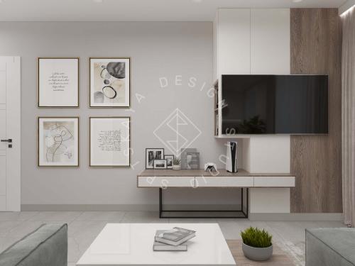 Дизайн квартиры в ЖК Счастливый - 9