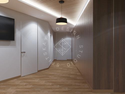 """Дизайн офиса в ЖК """" Бартоломео"""" - 3"""