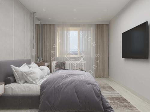 Дизайн квартиры в ЖК Счастливый - 16