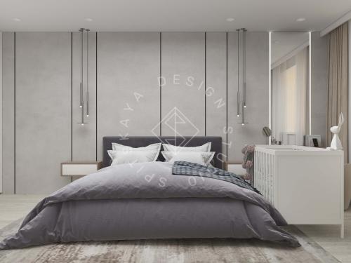 Дизайн квартиры в ЖК Счастливый - 14