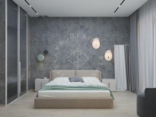 "Дизайн проект квартиры в ЖК ""Bartolomeo Resort Town"" - 15"