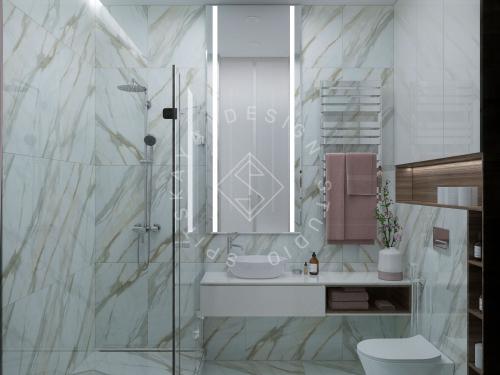 Дизайн проект интерьера жилого дома - 21