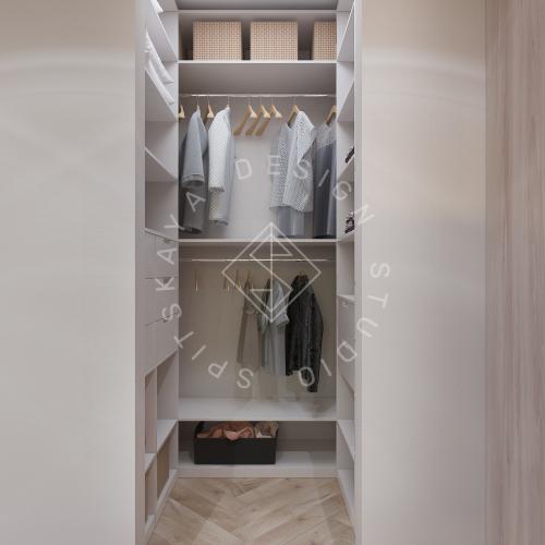 Дизайн квартиры 120 м2 - 32