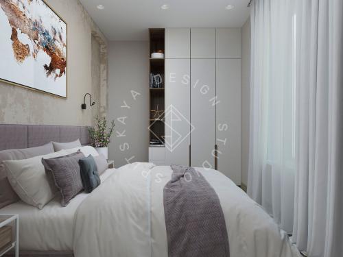 Дизайн проект интерьера жилого дома - 17