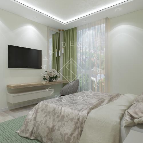 Дизайн квартиры в ЖК Панорама г. Днепр 2019г - 20