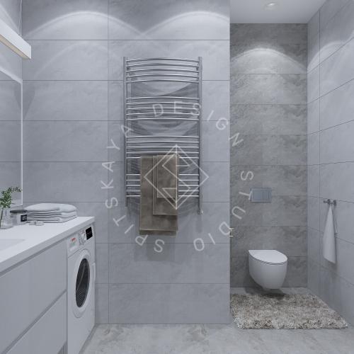 Дизайн квартиры в ЖК Панорама г. Днепр 2019г - 24
