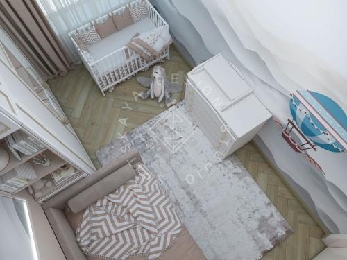 Дизайн проект интерьера жилого дома - 13
