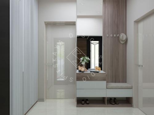 Дизайн проект интерьера жилого дома - 26