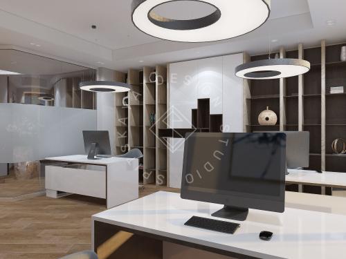 """Дизайн офиса в ЖК """" Бартоломео"""" - 49"""