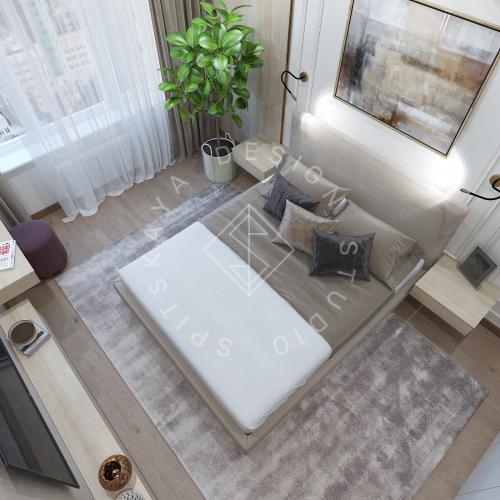 Дизайн квартиры в ЖК Галлактика г. Киев - 17