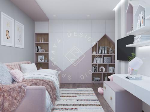 Дизайн интерьера квартиры г. Харьков - 18