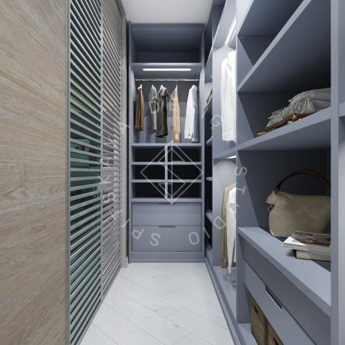 Дизайн интерьера квартиры в ЖК Чкаловский - 9